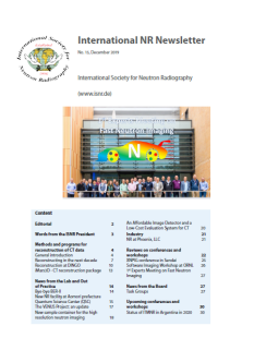 International NR-Newsletter no. 15
